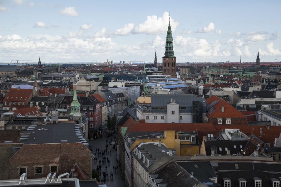 Photo essay on location in Copenhagen, Photos by Adrian Alston