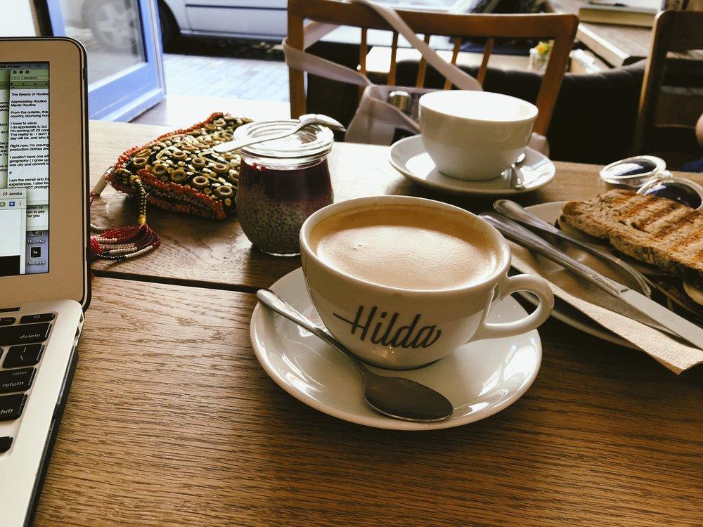 Cafe Hilda, Jägersberg Str, Kiel, Germany