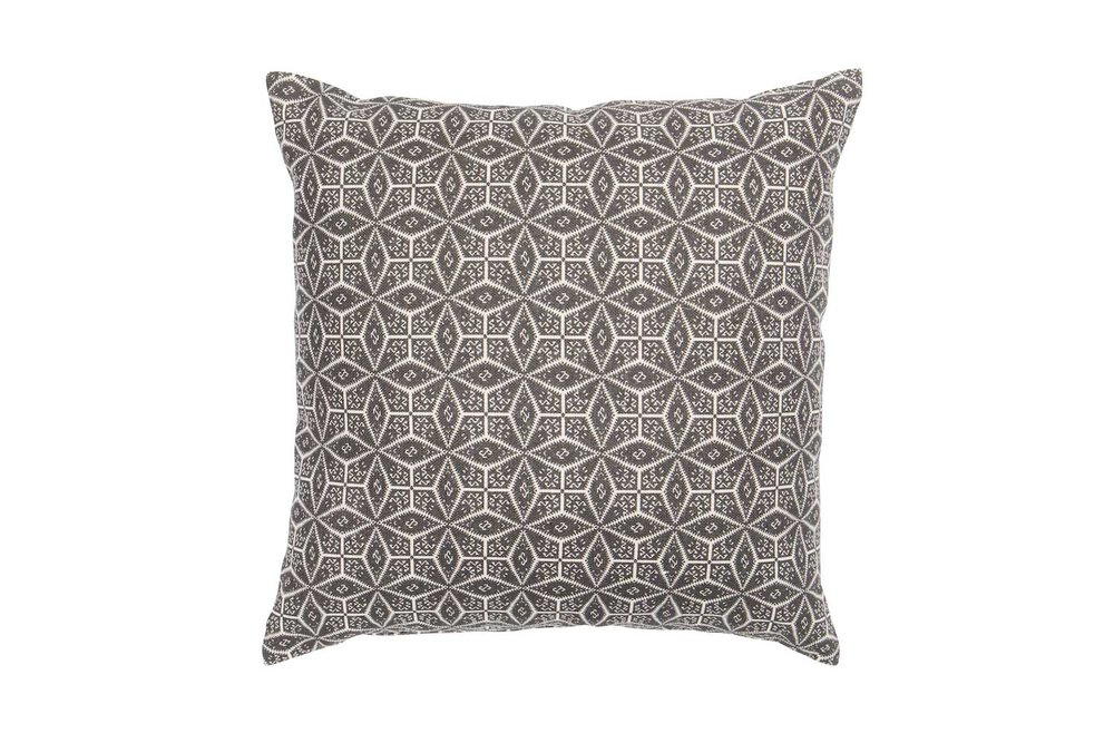 Abbot Atlas naxos stone fabric linen printed pillow cushion