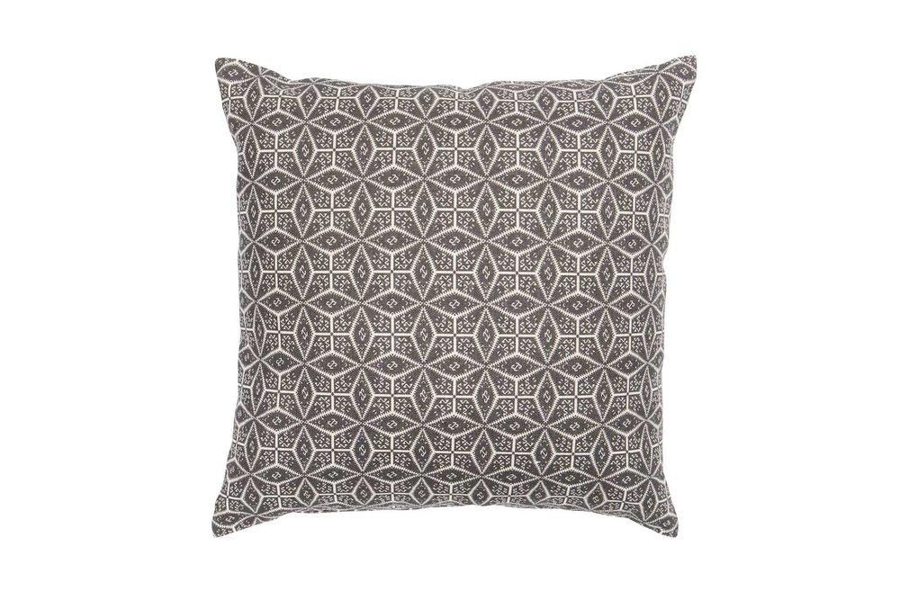 Abbot Atlas naxos stone fabric linen printed pillow cushion