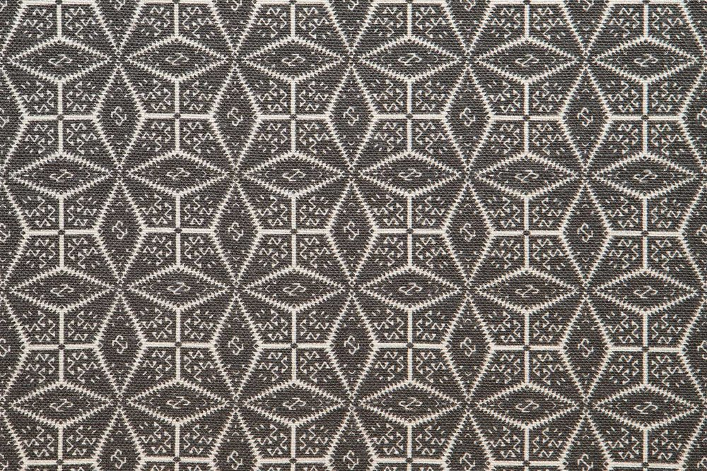 Abbot Atlas naxos stone fabric linen printed
