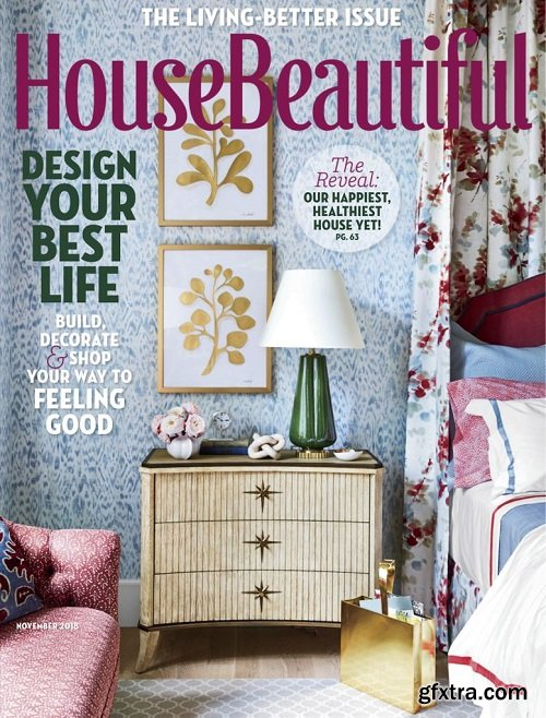 House Beautiful - November 2018