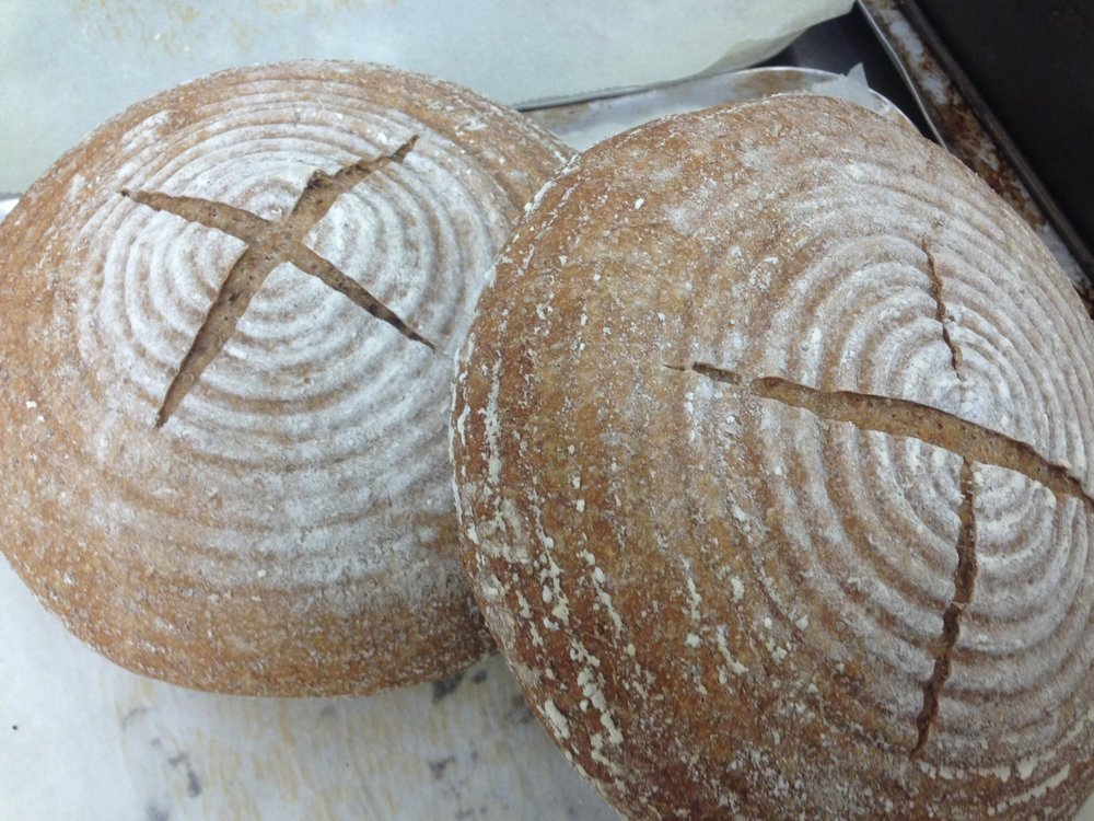 Handmade sourdough bread by PJ taste