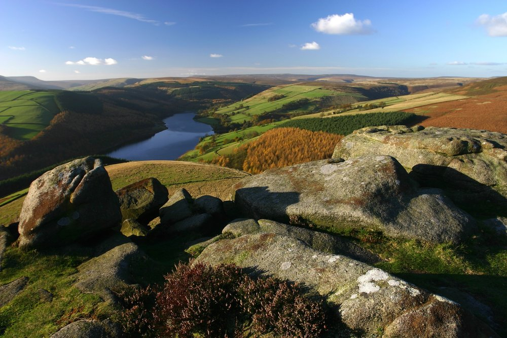The Peak District National Park - one great reason to choose Sheffield as a location