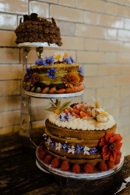 PJ taste handmade wedding cake