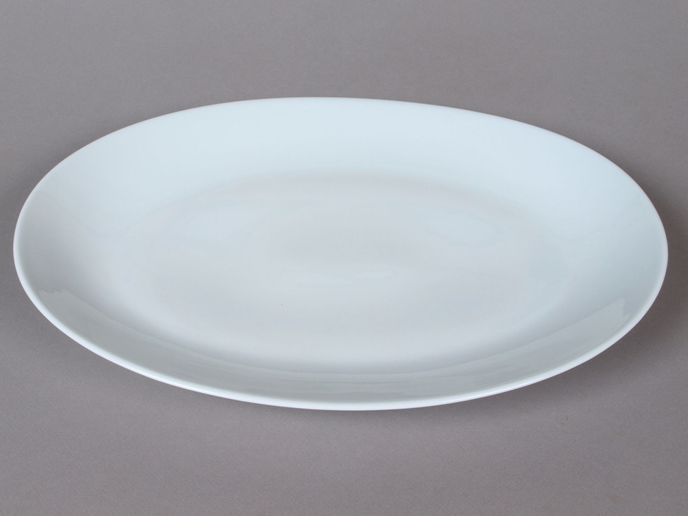 PLAT OVALE L confiirmez la couleur - OVAL TRAY L confirm the color