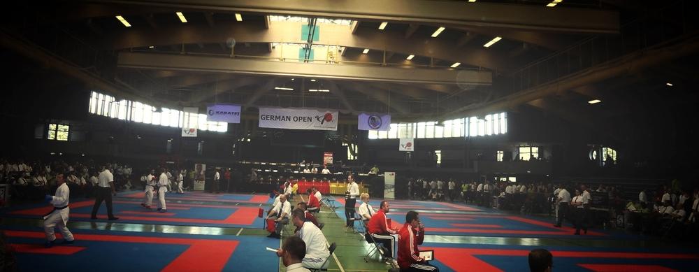 German Open 2014- Hanau, Frankfurt