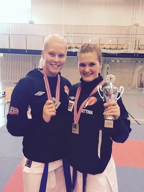 """Lotte Ørbæk Andersen tok sølv i RM, men vant """"Round Robin"""" rundene."""