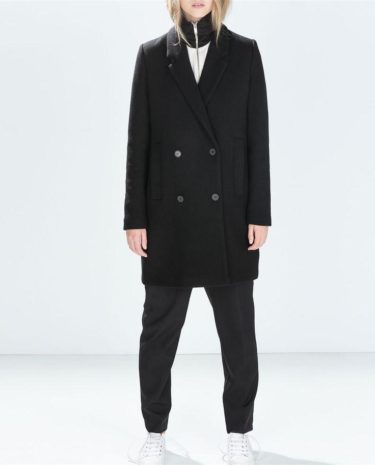 Disponible à la boutique en ligne de Zara et en magasin. Il est paaaarfait. 149 $