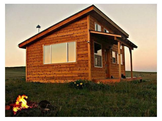 Tiny house listing. Via Pinterest.