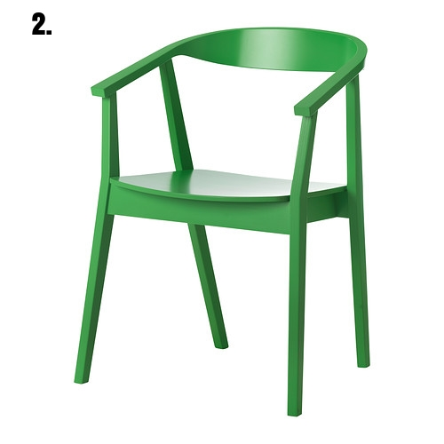 Chaise stockholm verte | IKEA