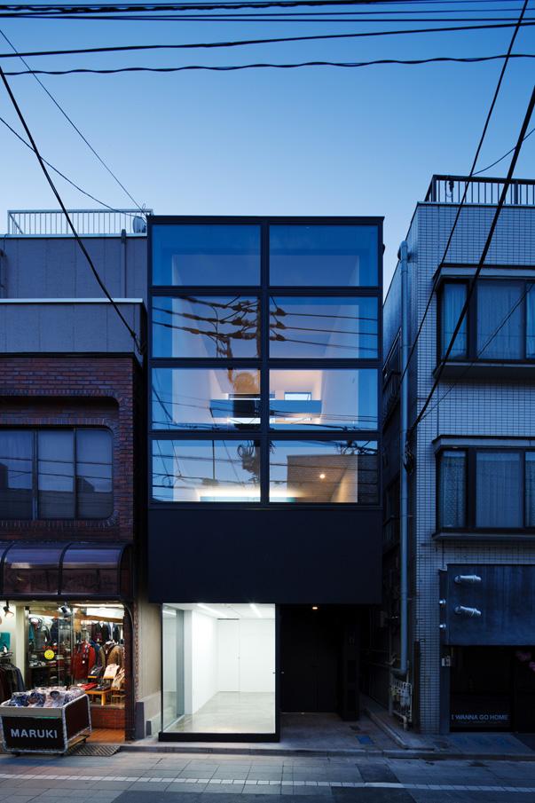 Mini Maisons Autour Du Monde Maison Boutique Shinjuku