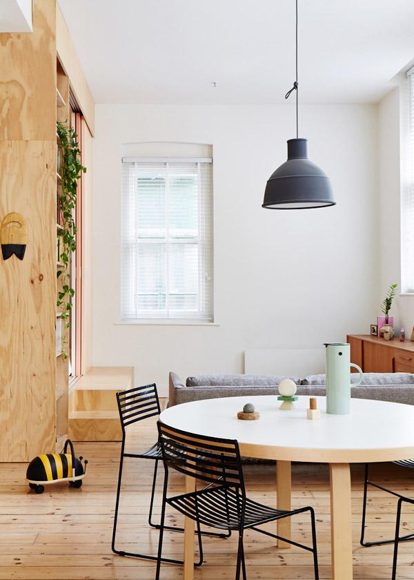 Melbourne apartment - salon et salle à manger.jpg
