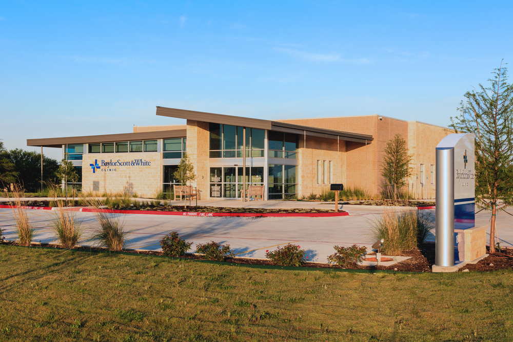 Baylor Scott & White Clinic - 10,319 square feet medical facility in    Round Rock, Texas