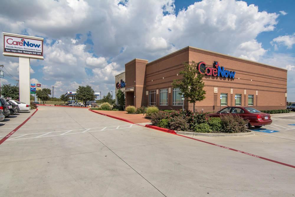 CareNow - 5,574 square feet medical facility in  Ft. Worth, Texas