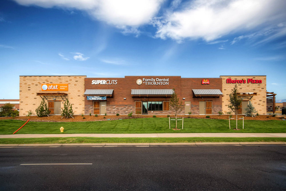 Riverdale Commons - 8,885 square feet multi tenant shopping center in  Thornton, Colorado