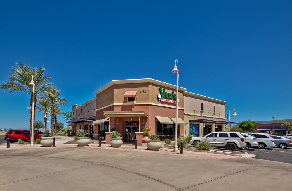 San Tan Village III - 102,585 square feet multi-tenant shopping center in  Gilbert, Arizona