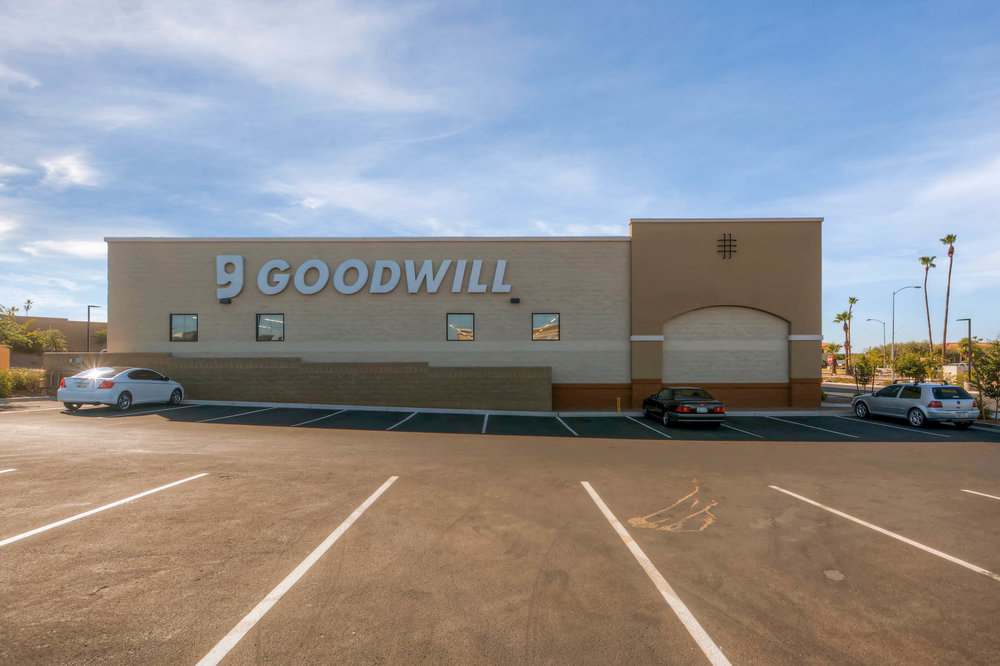 Goodwill Sun City West - 22,800 sf single tenant retail center in  Sun City West, Arizona
