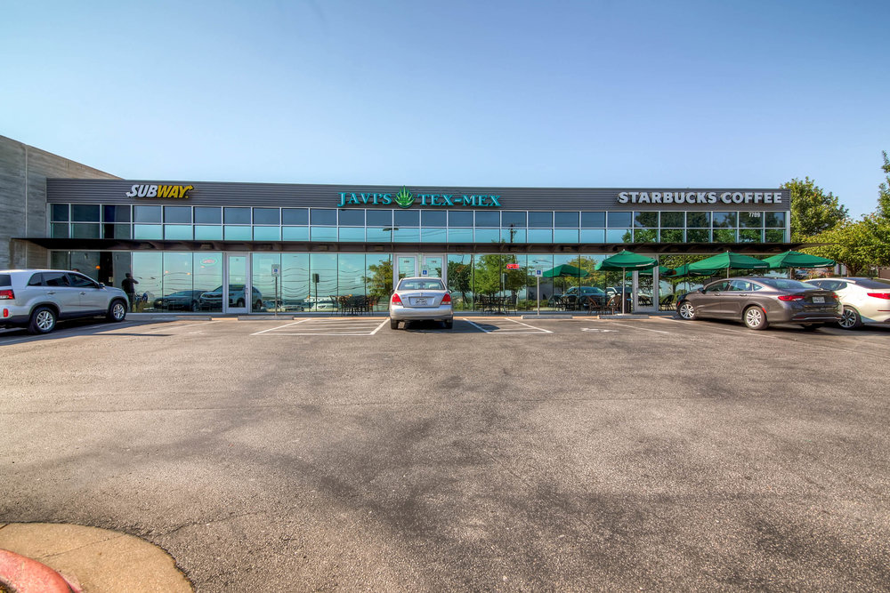 Met Center - 5,780 square feet multi-tenant shopping center in  Austin, TX