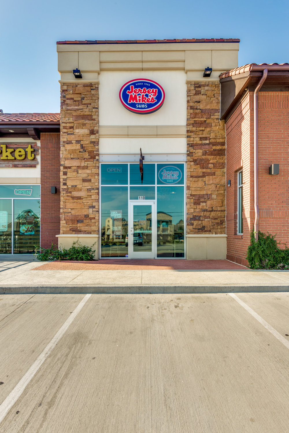 Highlands Plaza II - 10,450 square feet multi-tenant shopping center in  Flower Mound, Texas
