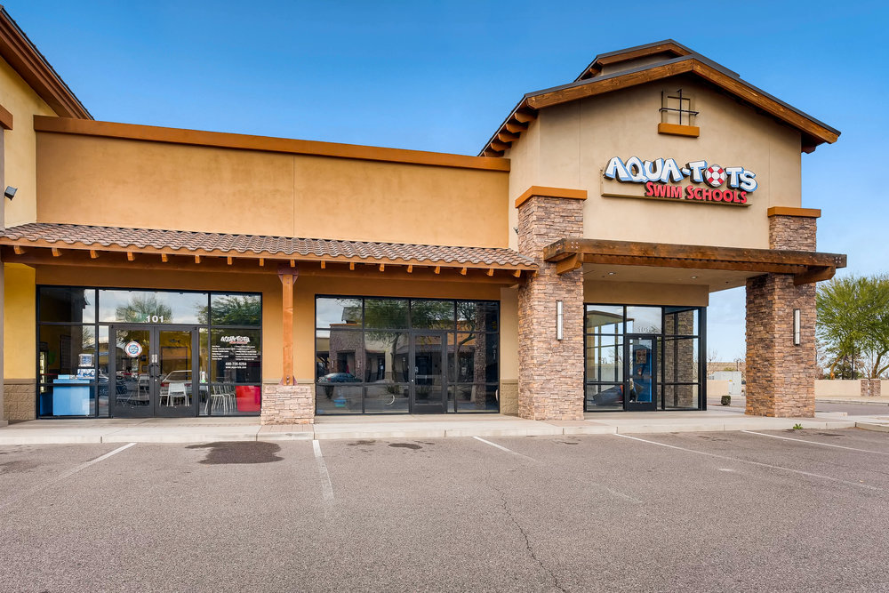 Queen Creek - 16,800 square feet multi-tenant shopping center in  Queen Creek, Arizona