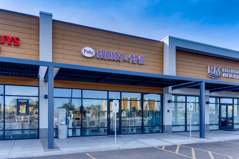 Gateway Shoppes - 18,699 square feet multi-tenant shopping center in  Avondale, Arizona