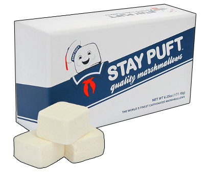 "Pete Hottelet's  ""Stay Puft Marshmallows"""