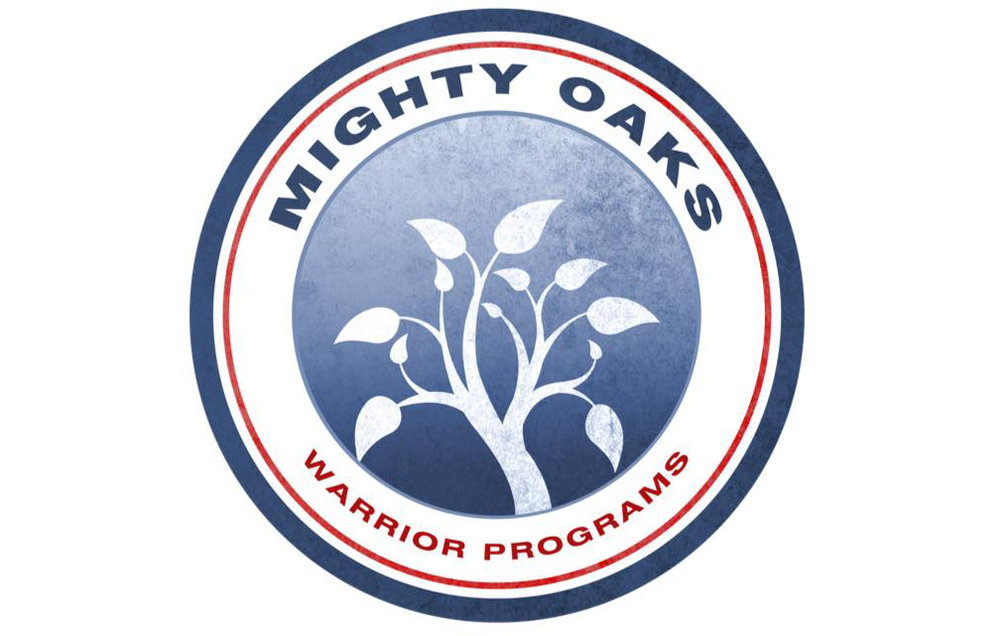 Mighty Oaks Warrior Programs logo