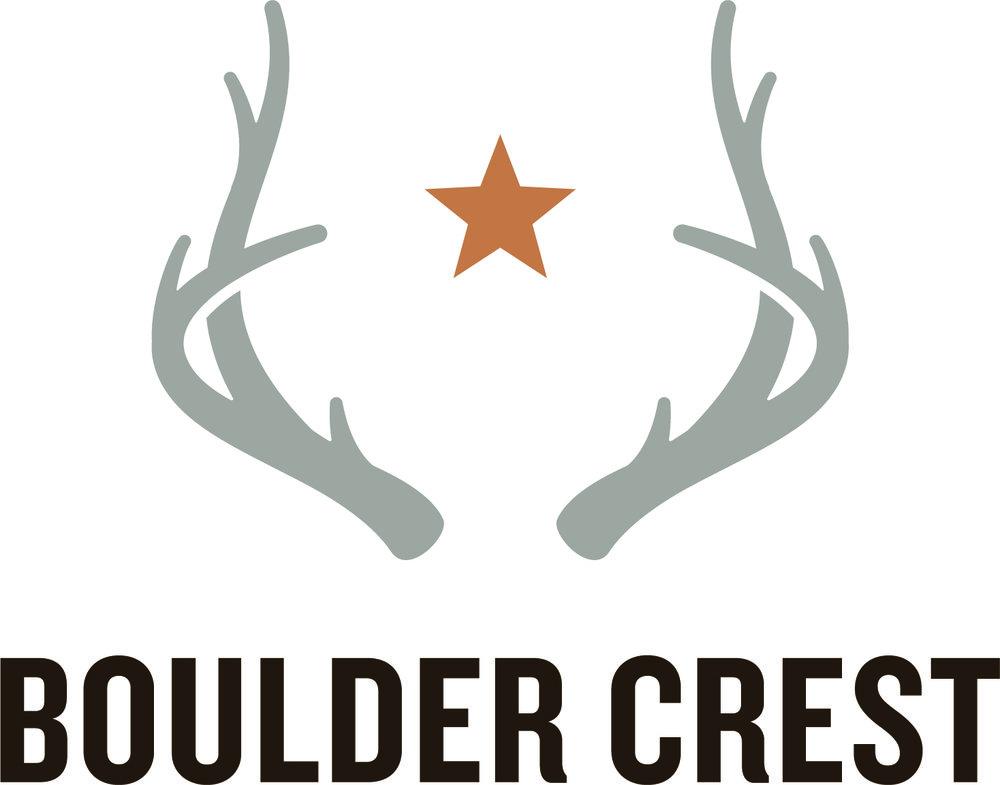 Boulder Crest logo