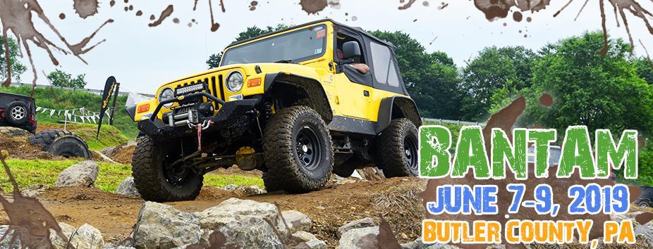 2019 Bantam Jeep Heritage Festival Mission 22