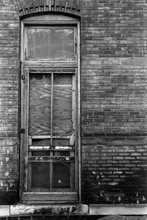 Door with a Forgotten History