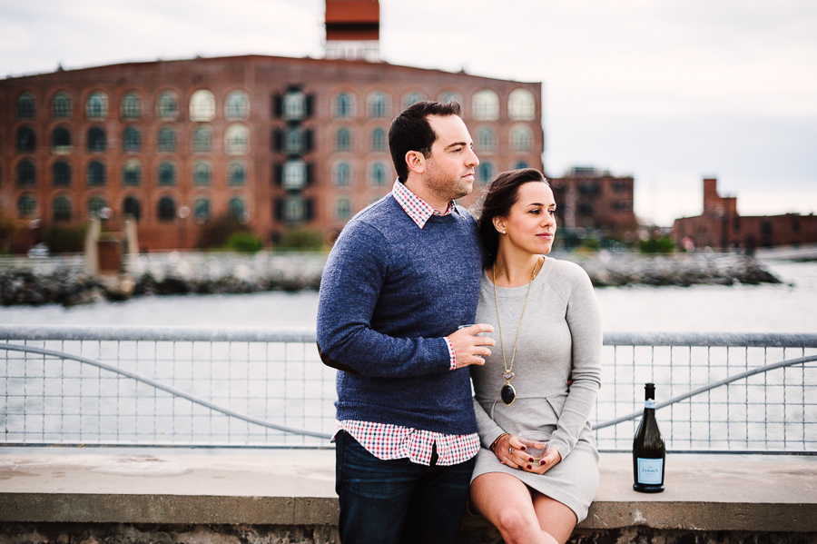 Red Hook Winery Wedding Red Hook Winery Brooklyn Engagement Photographer Stylish Red Hook Brooklyn Engagement NYC Weddings Brooklyn Wedding Photography Williamsburg Wedding Photographer Williamsburg Photographer Longbrook Photography-10.jpg