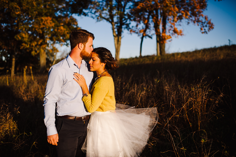 Rodale Farm Institute Wedding Photographer Trexler Nature Preserve Engagement Shoot Alexandra Grecco Tulle Skirt Philadelphia Weddings Longbrook Photography-18.jpg
