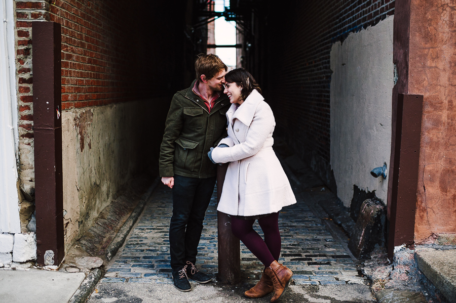 Old City Philadelphia Engagement Photographer Old City Weddings Old City Portraits Philly Weddings Stylish Philadelphia Wedding Photographer Longbook Photography-1.jpg