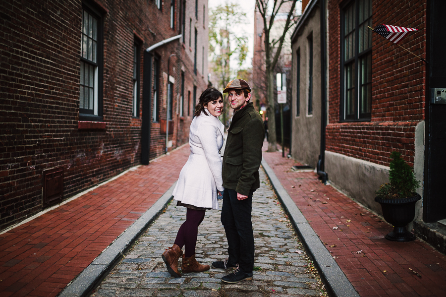 Old City Philadelphia Engagement Photographer Old City Weddings Old City Portraits Philly Weddings Stylish Philadelphia Wedding Photographer Longbook Photography-17.jpg