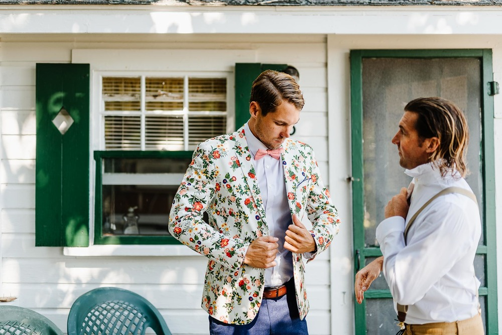 42-Bohemian New Hampshire Beach Wedding Rye New Hampshire Weddings Summer Sessions Surf Shop Longbrook Photography.jpg