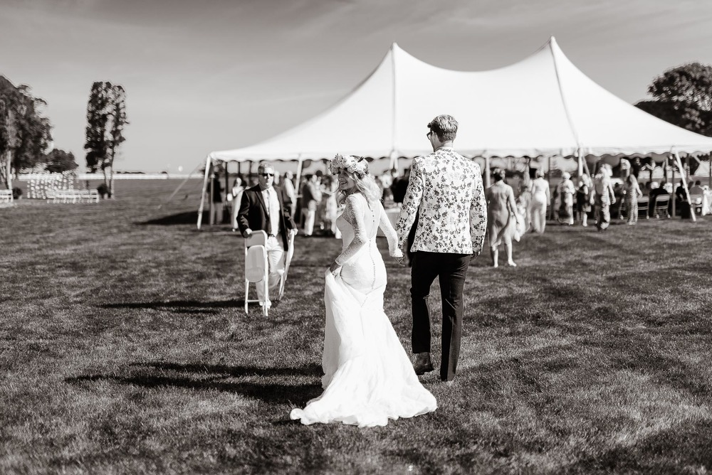 77-Bohemian New Hampshire Beach Wedding Rye New Hampshire Weddings Summer Sessions Surf Shop Longbrook Photography.jpg