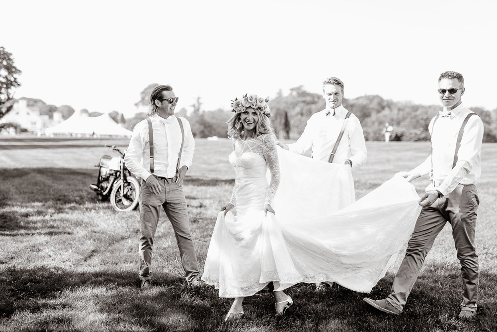 88-Bohemian New Hampshire Beach Wedding Rye New Hampshire Weddings Summer Sessions Surf Shop Longbrook Photography.jpg