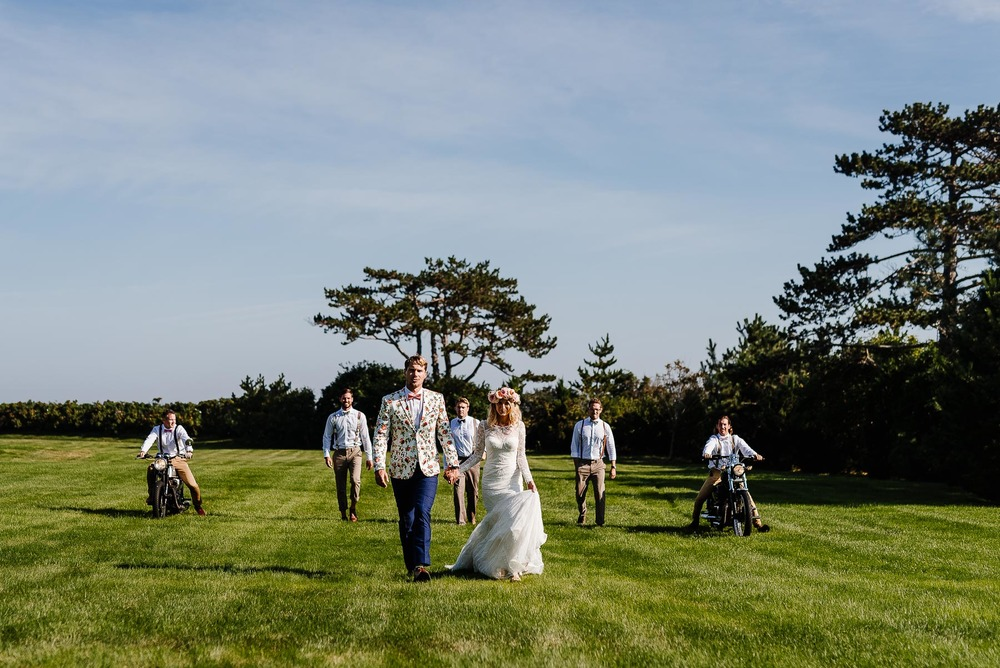 98-Bohemian New Hampshire Beach Wedding Rye New Hampshire Weddings Summer Sessions Surf Shop Longbrook Photography.jpg