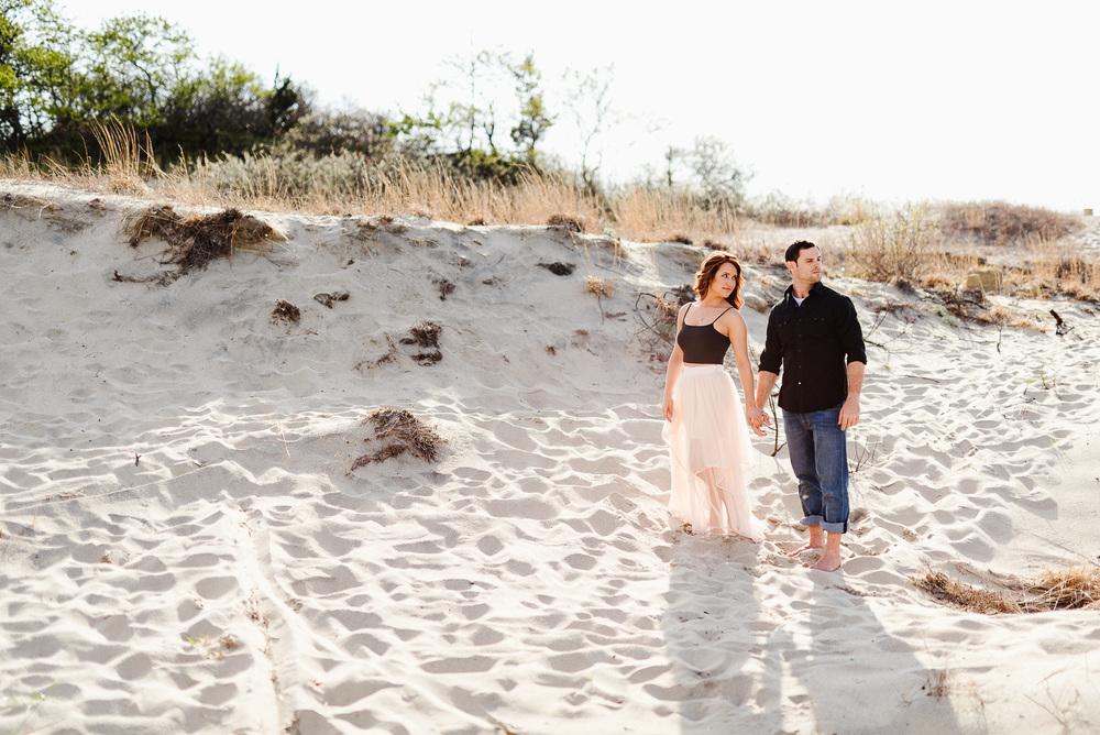 11-Sandy Hook NJ Wedding Photographer Sandy Hook NJ Beach NJ Beach Engagement Photography Longbrook Photography.jpg