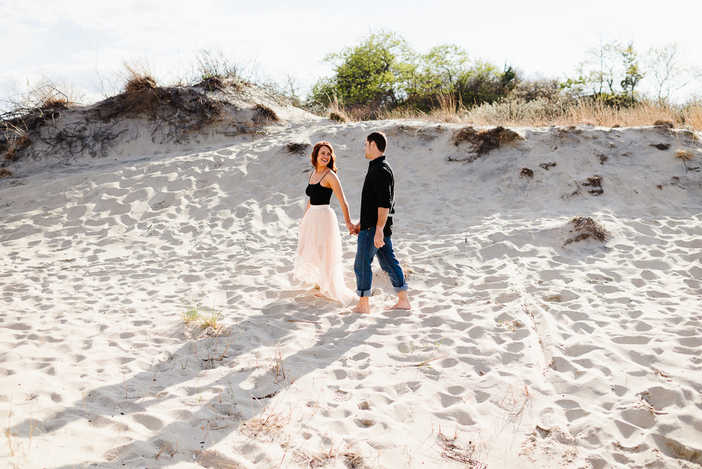 13-Sandy Hook NJ Wedding Photographer Sandy Hook NJ Beach NJ Beach Engagement Photography Longbrook Photography.jpg