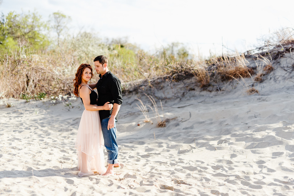 14-Sandy Hook NJ Wedding Photographer Sandy Hook NJ Beach NJ Beach Engagement Photography Longbrook Photography.jpg