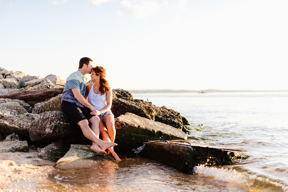 35-Sandy Hook NJ Wedding Photographer Sandy Hook NJ Beach NJ Beach Engagement Photography Longbrook Photography.jpg