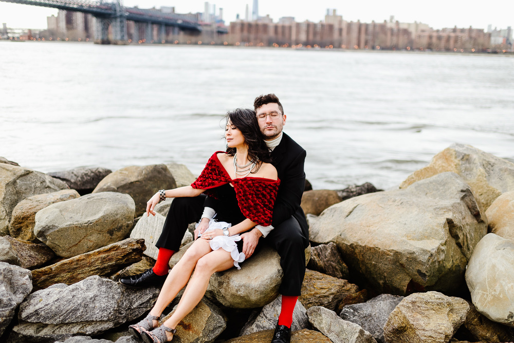 63-Williamsburg Brooklyn Wedding Photographer Brooklyn Engagement Photos NYC Weddings Brooklyn Weddings Longbrook Photography.jpg