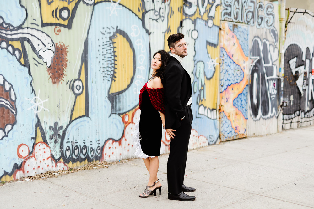 74-Williamsburg Brooklyn Wedding Photographer Brooklyn Engagement Photos NYC Weddings Brooklyn Weddings Longbrook Photography.jpg