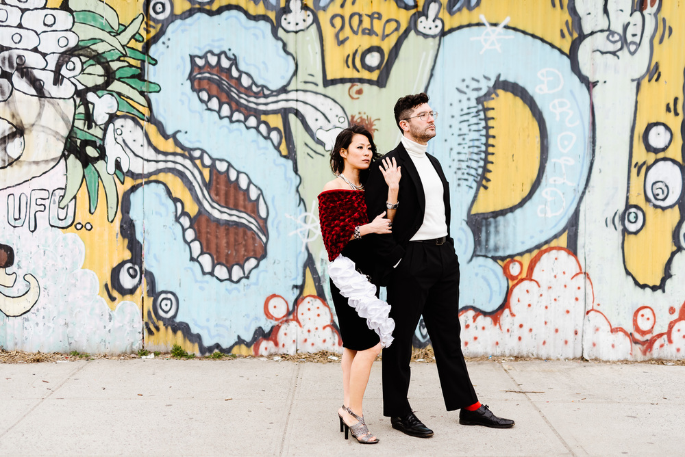 77-Williamsburg Brooklyn Wedding Photographer Brooklyn Engagement Photos NYC Weddings Brooklyn Weddings Longbrook Photography.jpg