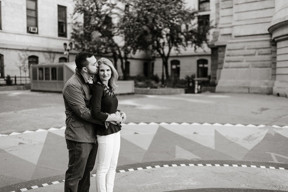 30-City Hall Philadelphia Engagement Shoot Old City Phildelphia Engagement Photos Philadelphia Wedding Photographer South Philly Weddings Longbrook Photography.jpg
