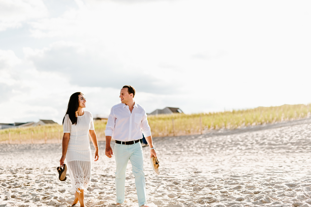 7-Long Beach Island Engagement Photos New Jersey Wedding Photographer Ship Bottom Beach Engagement Photos Longbrook Photography.JPG