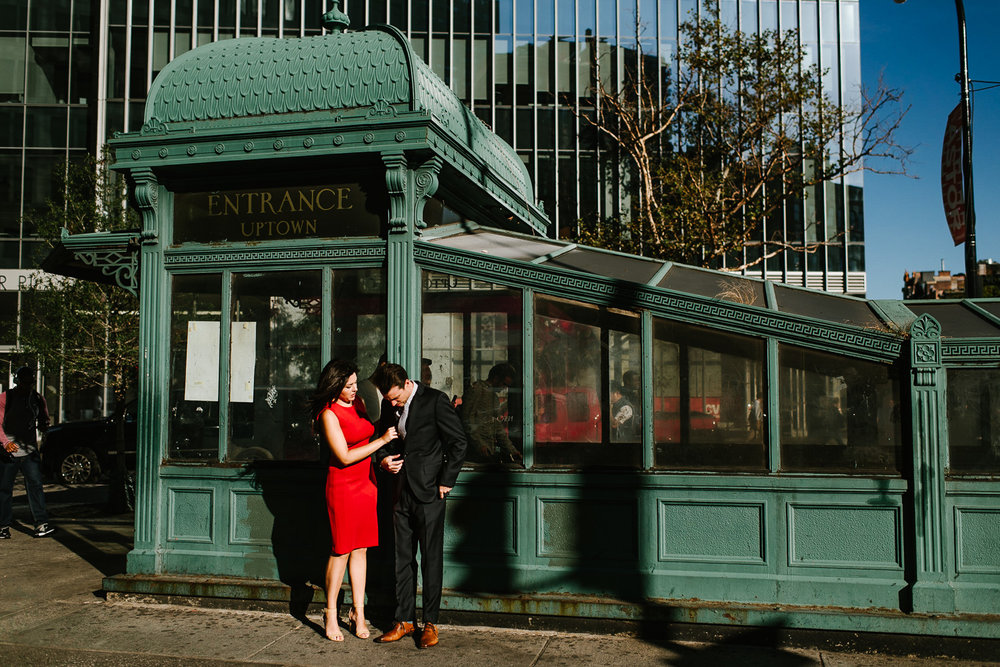 26-West Village NYC Engagement Photographer Essex Market Lower East Side Manhattan Brooklyn Wedding Photographer.jpg