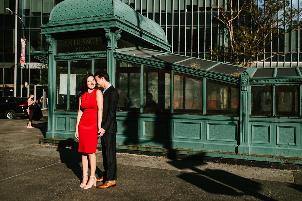 27-West Village NYC Engagement Photographer Essex Market Lower East Side Manhattan Brooklyn Wedding Photographer.jpg